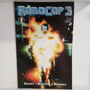 Dark Horse Comics: Robocop 3 (#1)